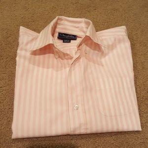 Authenic Oscar de la Renta collared shirt, size 5